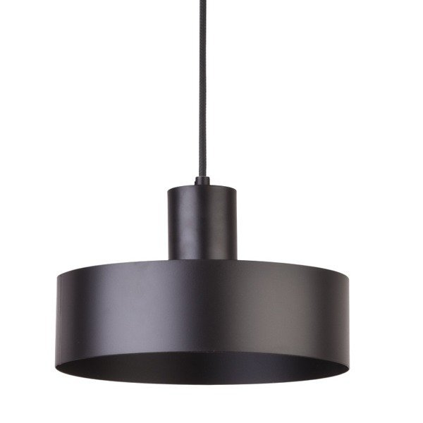 Lampa wisząca RIF czarna 25cm