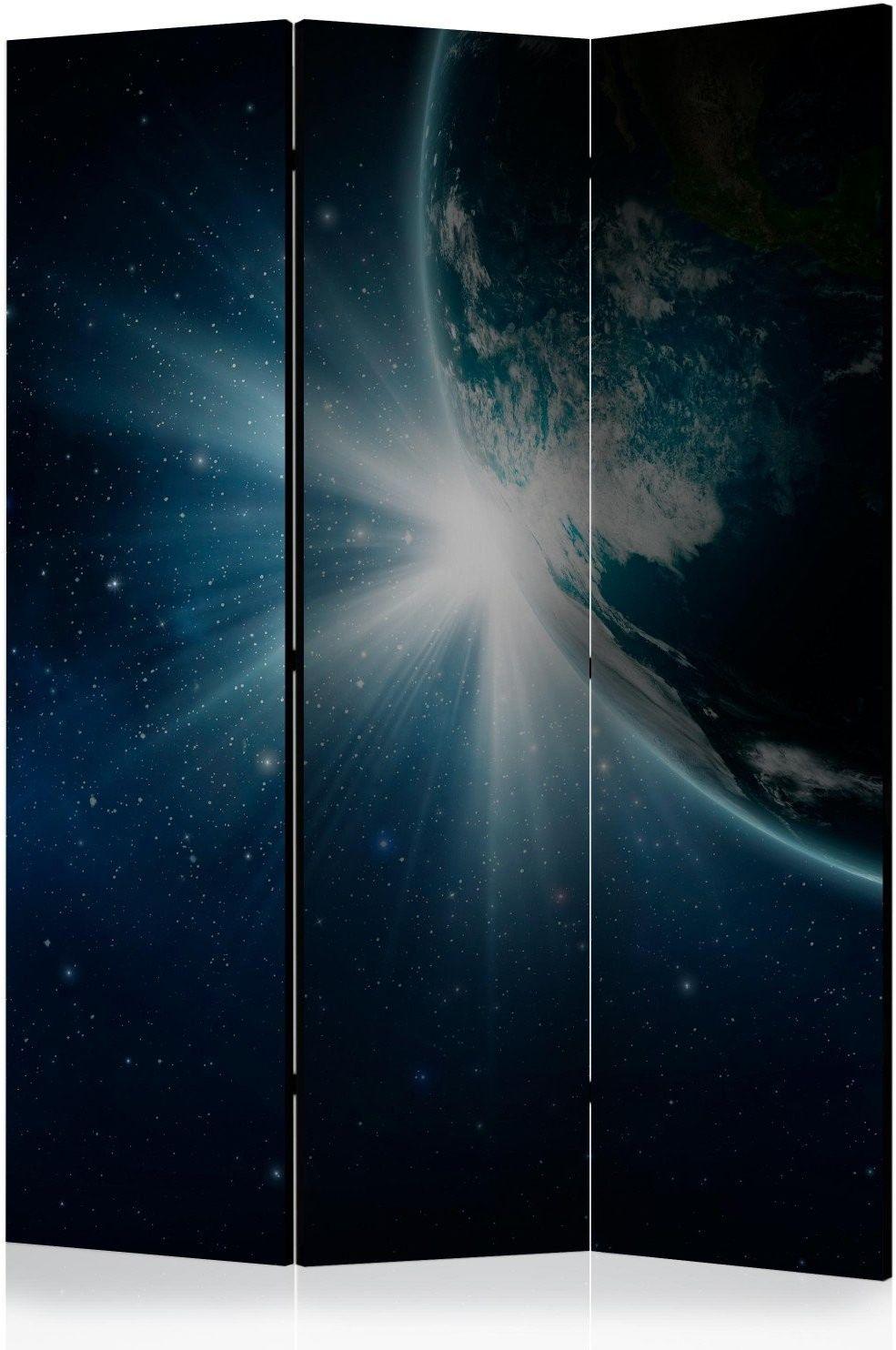 Parawan 3-częściowy - ziemia [room dividers]