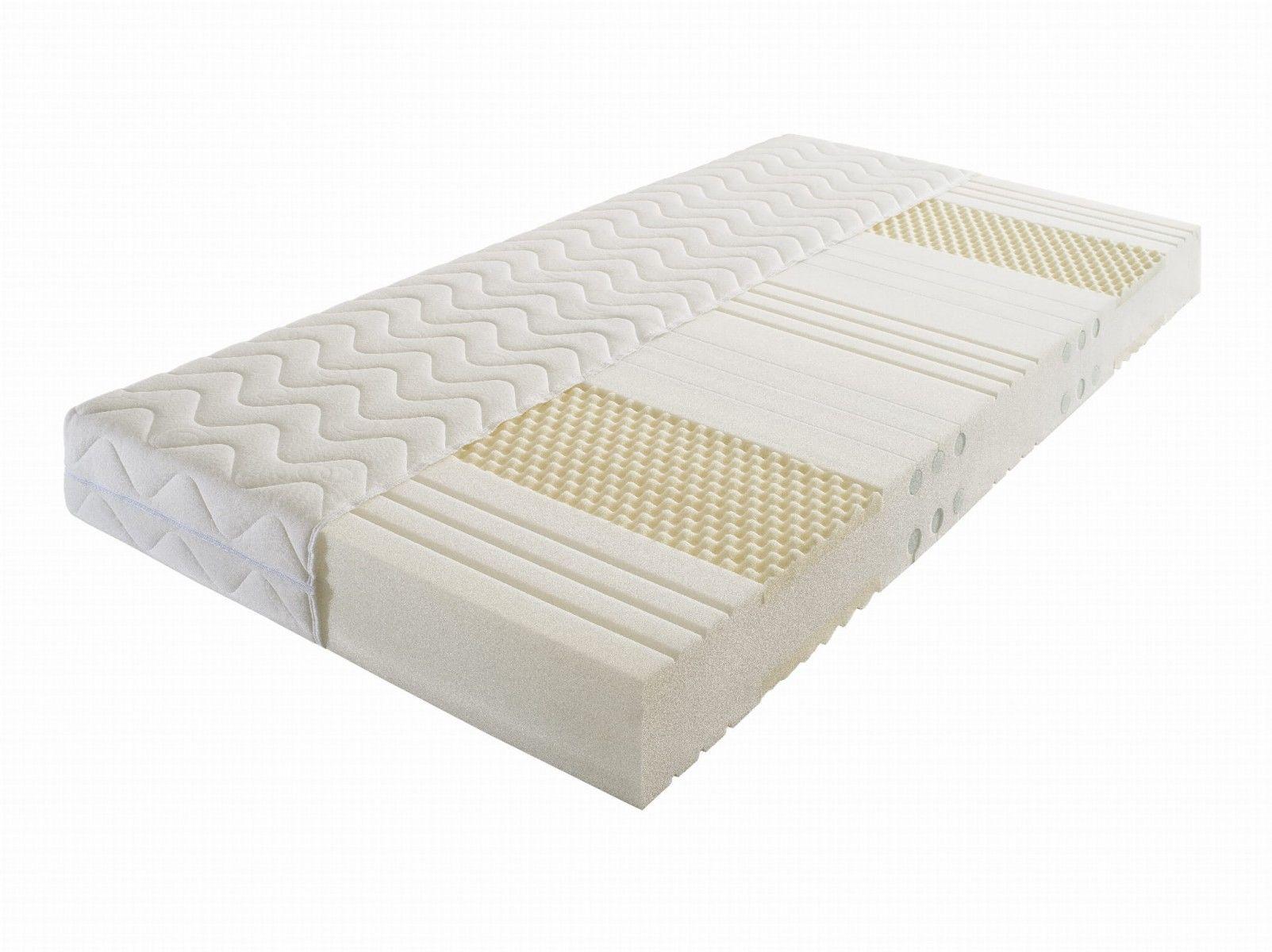 Materac piankowy MALAGA 80x200