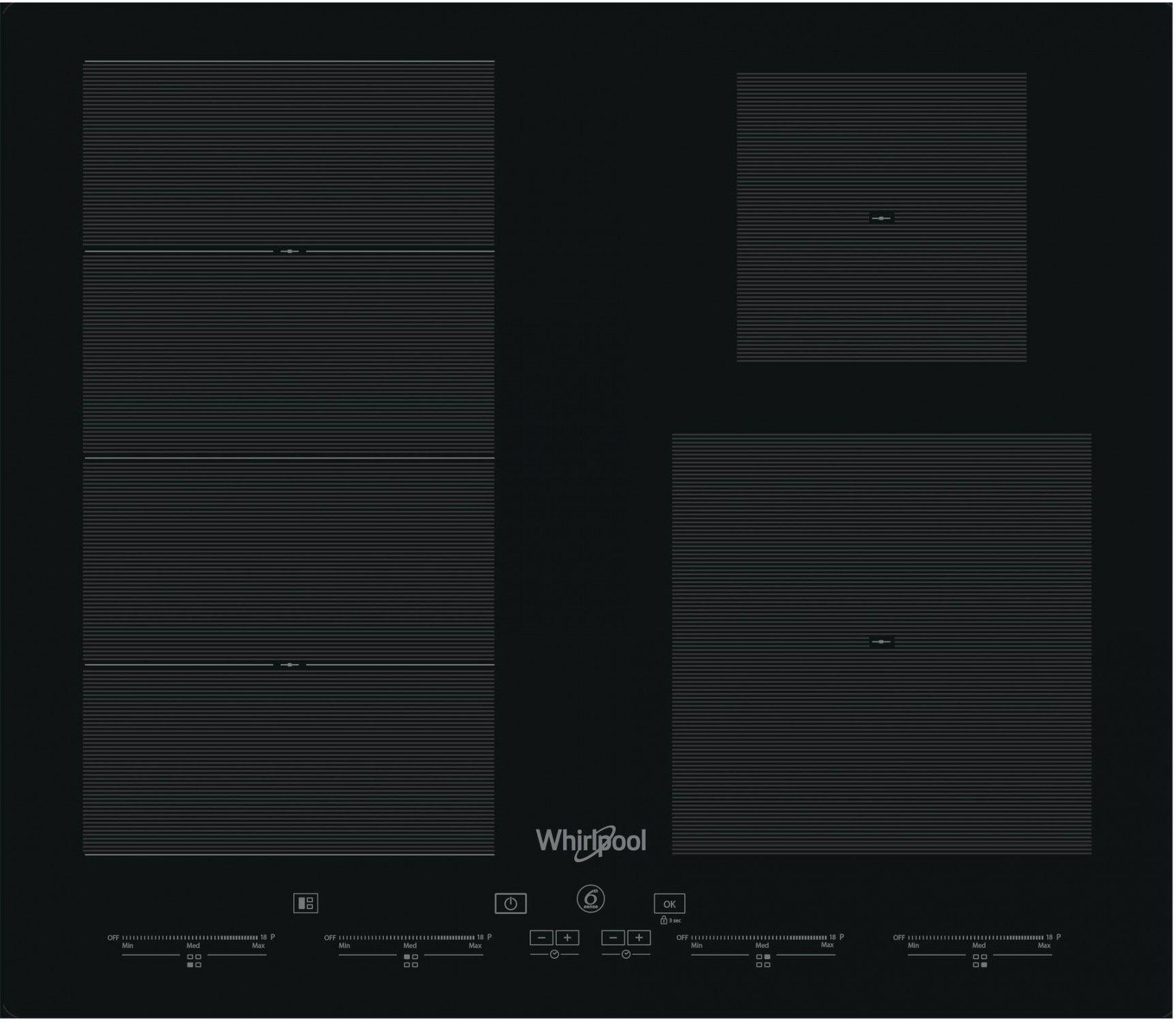 Płyta Whirlpool SMC504FNE + skórzany Portfel lub karta EMPIK ! I tel. (22) 266 82 20 I Raty 0 % I kto pyta płaci mniej I Płatności online !