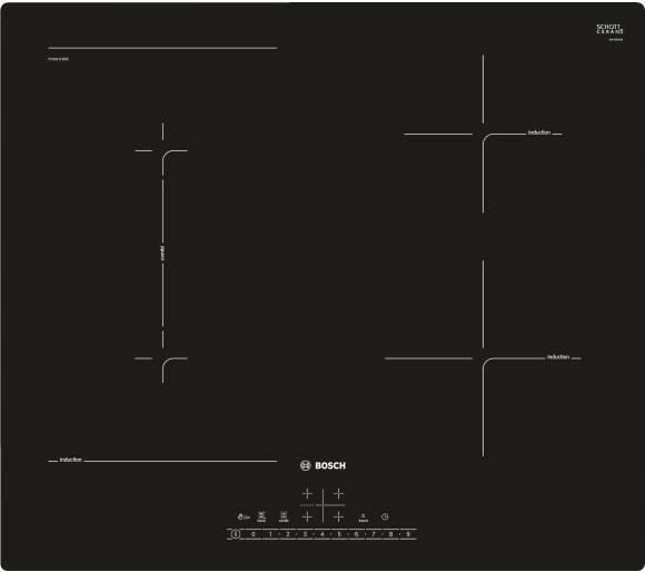 Bosch PVS611FB5E - Raty 24x0% - szybka wysyłka!