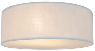 Plafon Clara CL12029-D30-WH Zuma Line minimalistyczna oprawa w kolorze białym