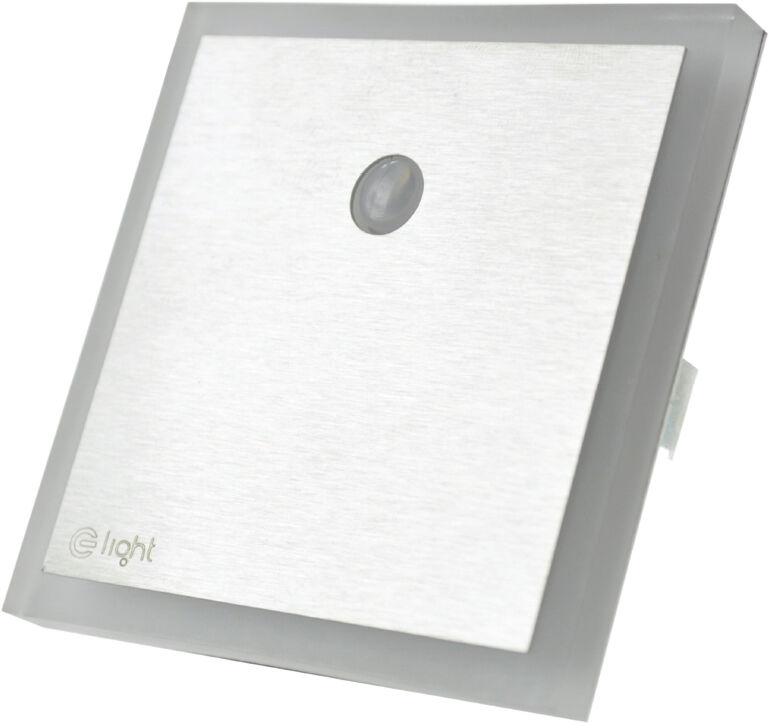 Schodowa LED EVO. 6500K. PIR EKS1030 Milagro  Skorzystaj z kuponu -10% -KOD: OKAZJA