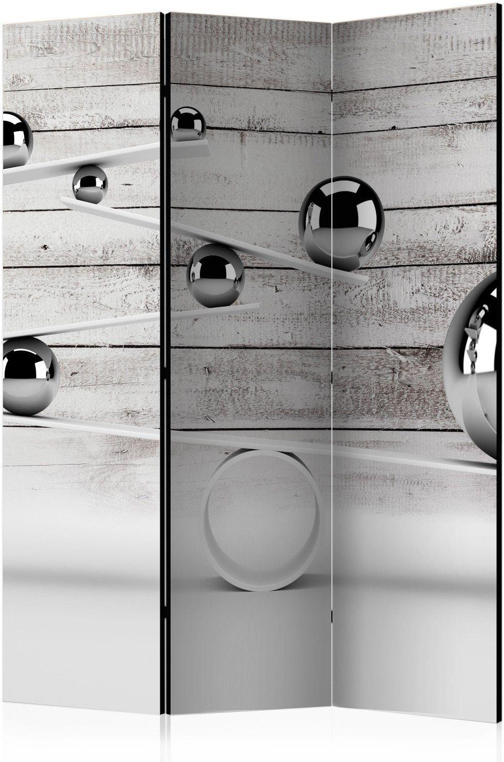 Parawan 3-częściowy - balans [room dividers]