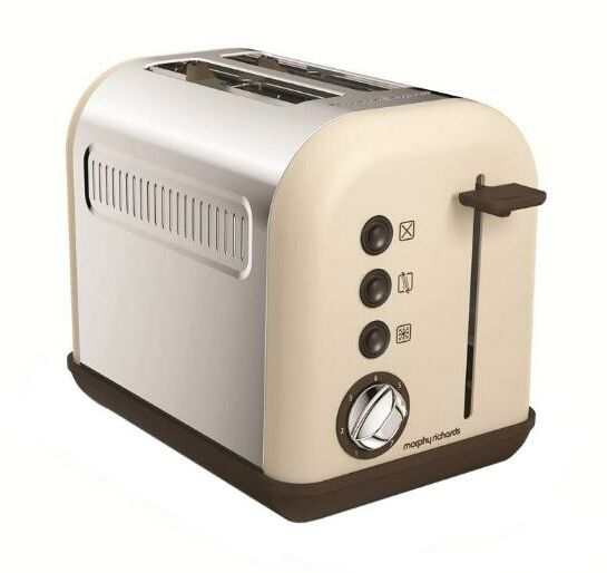 Morphy Richards Accents 2 Slice 222004 (beżowy)