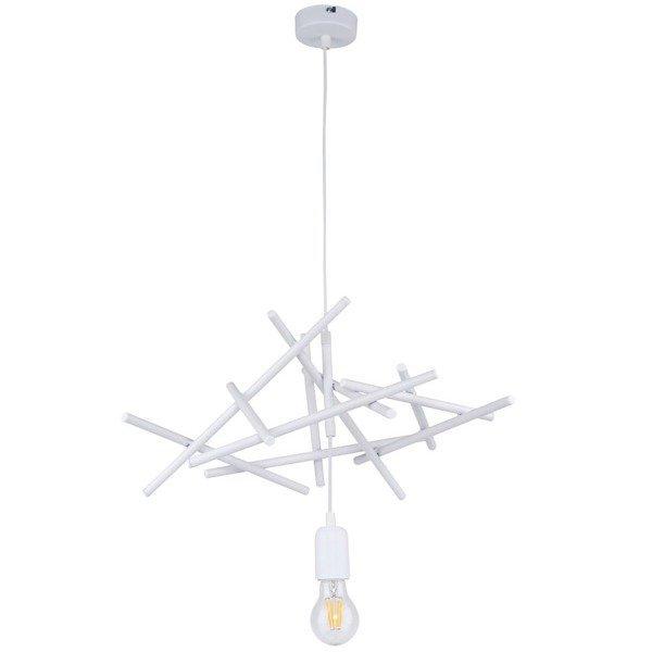 Lampa wisząca Sticks GLENN 48cm WH 9222102 + RABAT w koszyku !!!