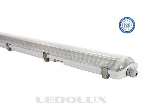 Oprawa hermetyczna do LED 2x120 cm LEDOLUX