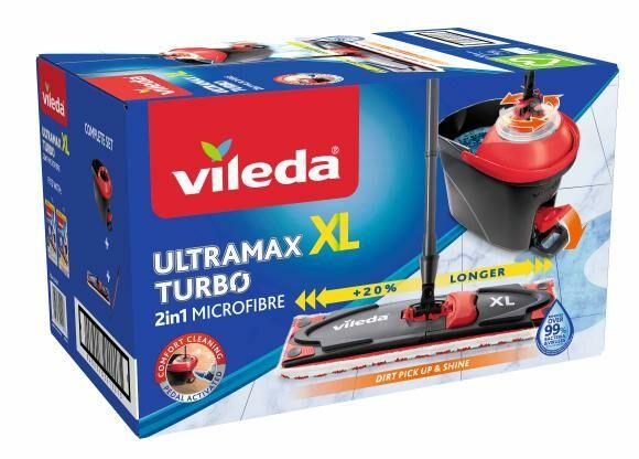 Vileda Ultramat XL Turbo obrotowy