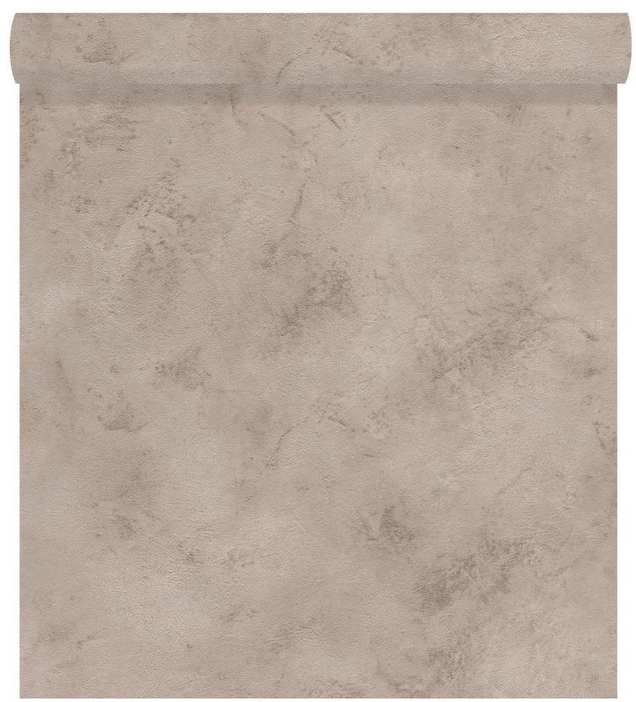 Tapeta Structure szara imitacja ściany gipsowej winylowa na flizelinie