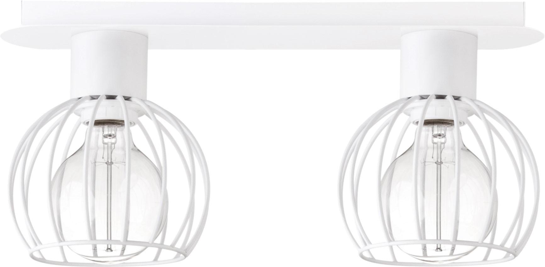 Lampa sufitowa Luto koło 2 biała mat 31169 - Sigma Do -17% rabatu w koszyku i darmowa dostawa od 299zł !