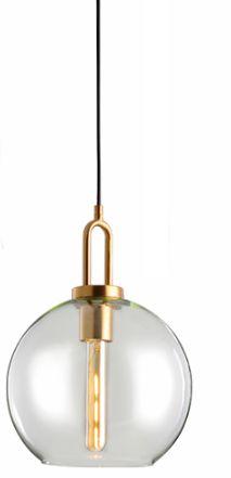 Clear Bowl - lampa wisząca nowoczesna