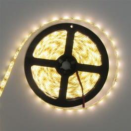 Taśma LED 300SMD2835 biała ciepła wodoodporna IP65 - 5m