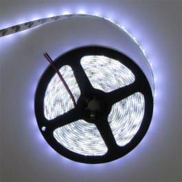 Taśma LED 300SMD2835 biała zimna wodoodporna IP65 - 5m