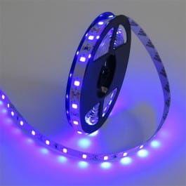 Taśma LED 300SMD2835 niebieska niewodoodporna IP20 - 5m