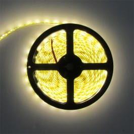 Taśma LED 300SMD5050 biała ciepła niewodoodporna IP20 - 5m
