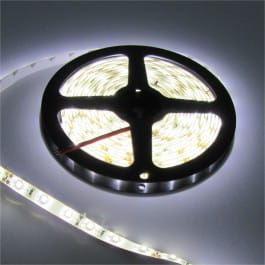 Taśma LED 300SMD5050 biała neutralna wodoodporna IP65 - 5m