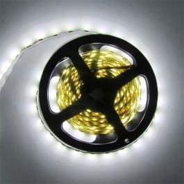 Taśma LED 300SMD5050 biała zimna wodoodporna IP65 - 5m