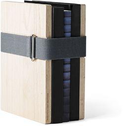 Menu 40007 Podpórka do książek, L, 30,4 x 22 cm, dąb