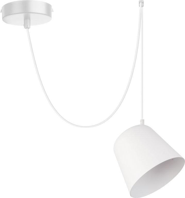 Lampa wisząca Jawa 1 biała 31383 - Sigma Do -17% rabatu w koszyku i darmowa dostawa od 299zł !