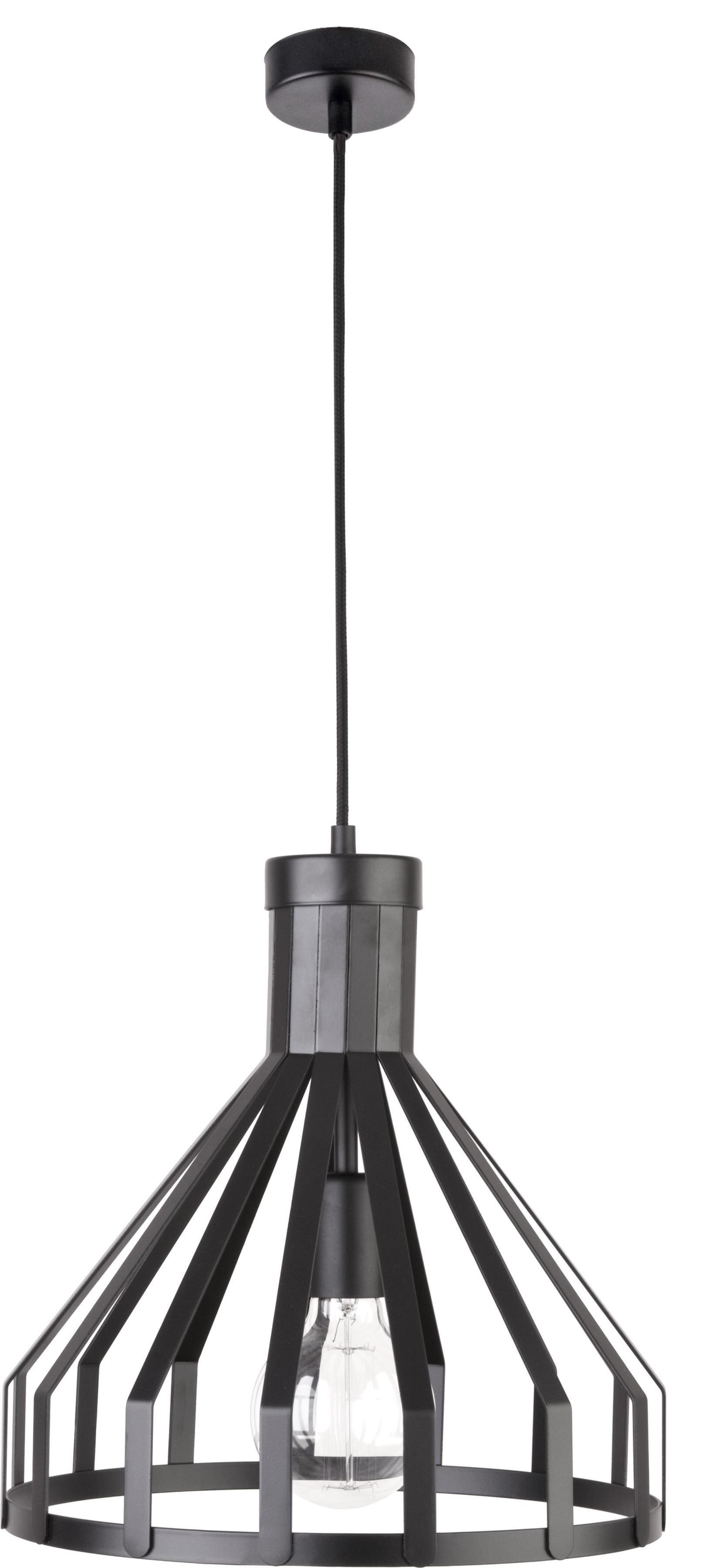 Lampa wisząca Kola 1 L czarna 30907 - Sigma Do -17% rabatu w koszyku i darmowa dostawa od 299zł !