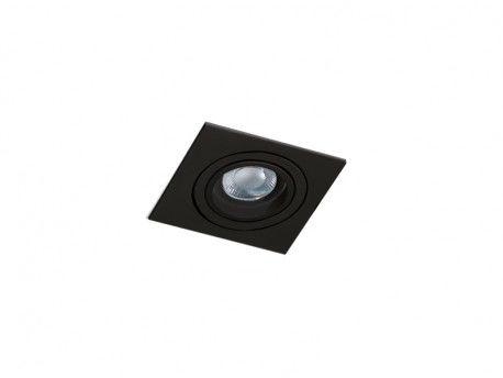 Oczko stropowe Caro S AZ2434 AZzardo ruchoma oprawa w kolorze czarnym