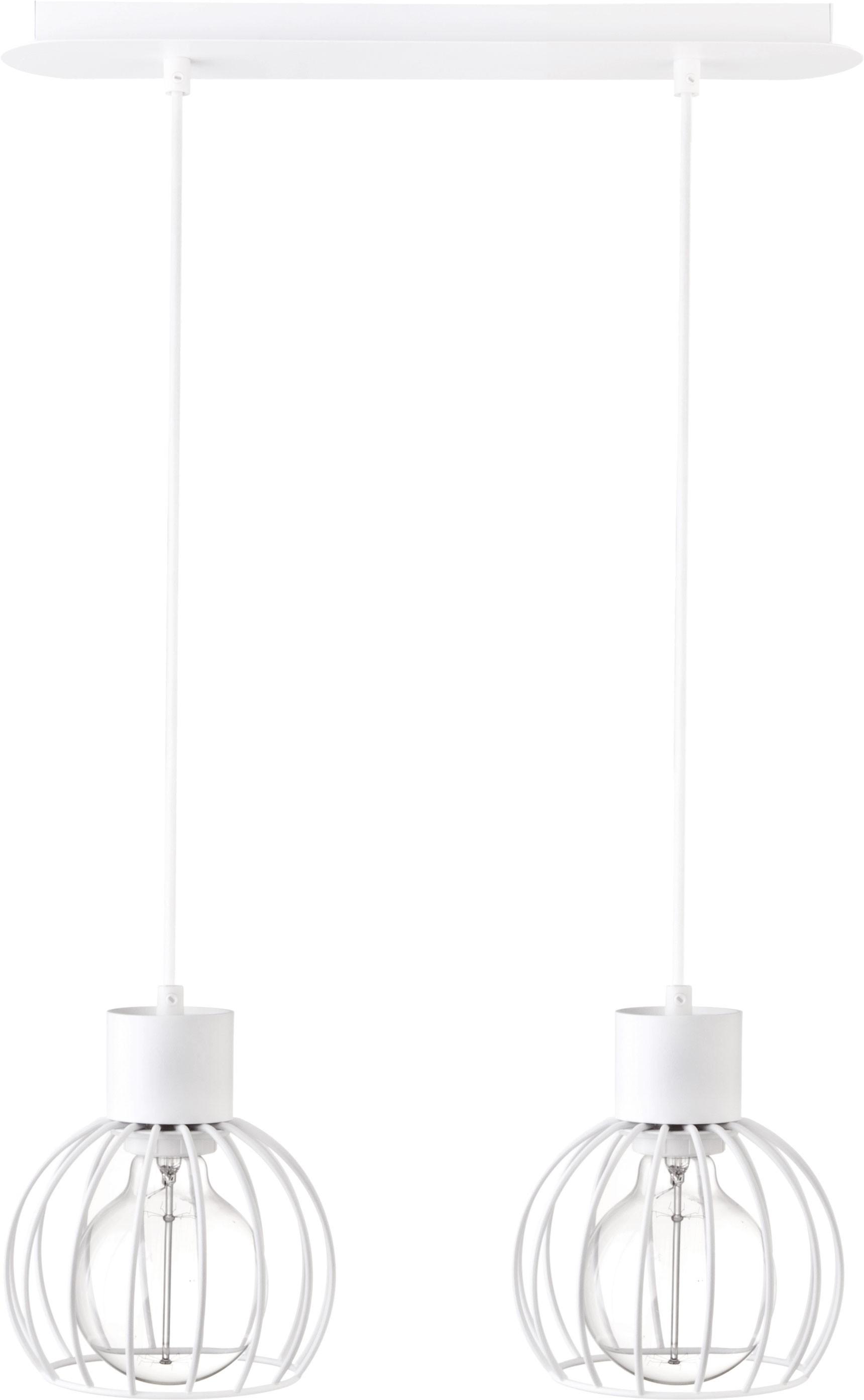 Lampa wisząca Luto koło 2 biała mat 31166 - Sigma Do -17% rabatu w koszyku i darmowa dostawa od 299zł !