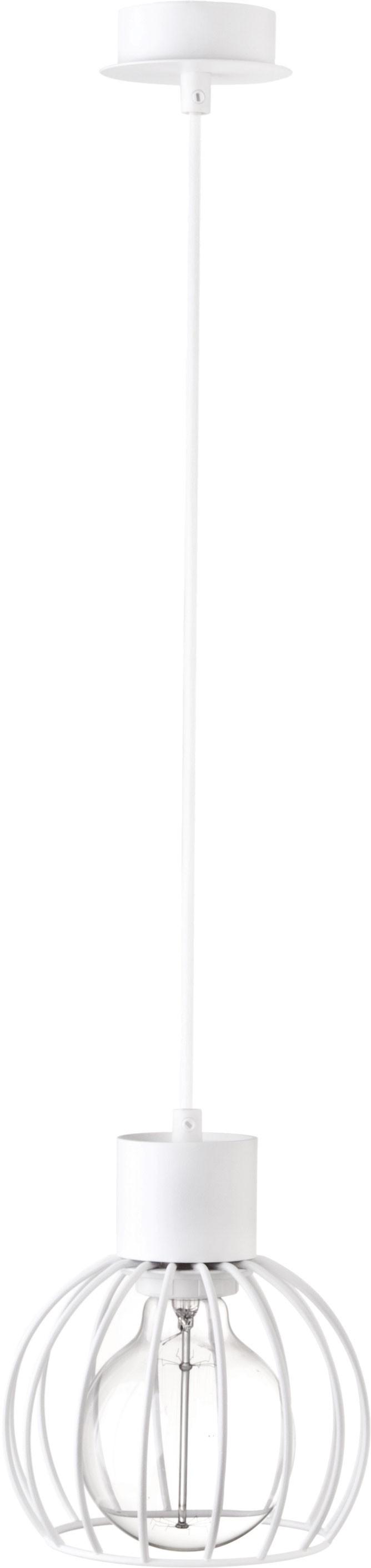 Lampa wisząca Luto koło 1 biała mat 31165 - Sigma Do -17% rabatu w koszyku i darmowa dostawa od 299zł !
