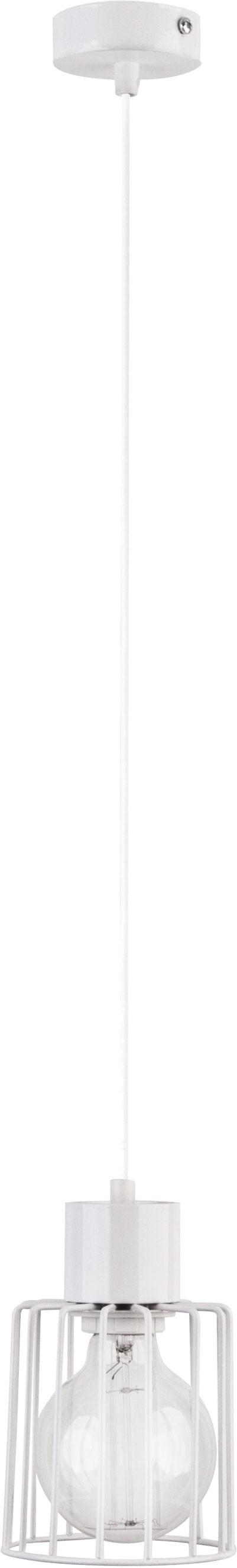 Lampa wisząca Luto kwadrat 1 biała 31143 - Sigma Do -17% rabatu w koszyku i darmowa dostawa od 299zł !