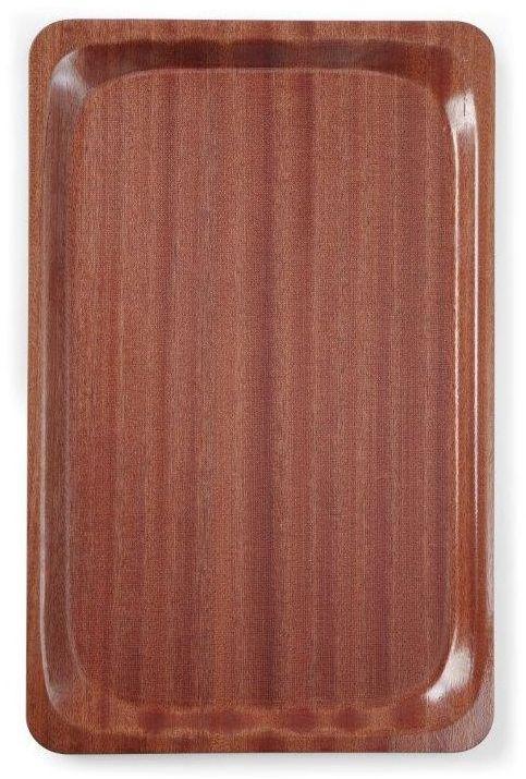 Taca antypoślizgowa drewniana