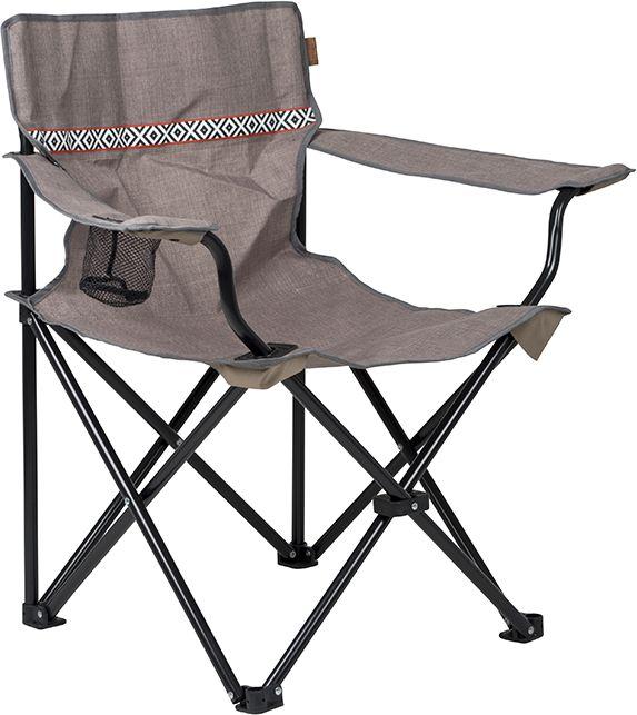 Krzesło kempingowe Romford beżowy