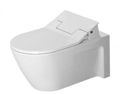 Zestaw : deska sedesowa myjąca+ miska WC Rimless
