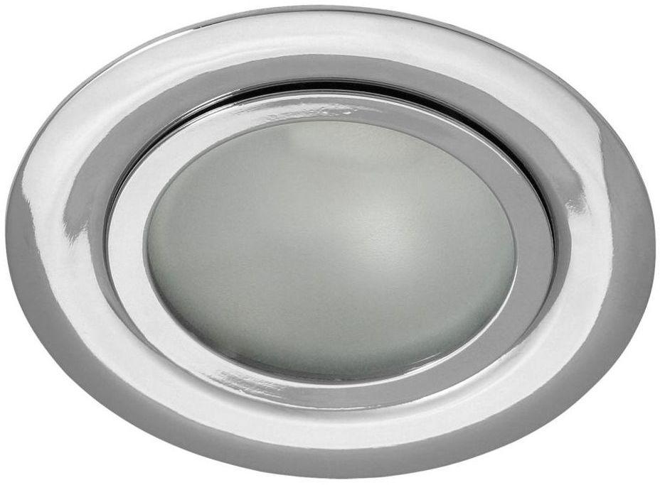 Oczko meblowe GAVI CT-2116B-C chrom okrągłe G4 KANLUX