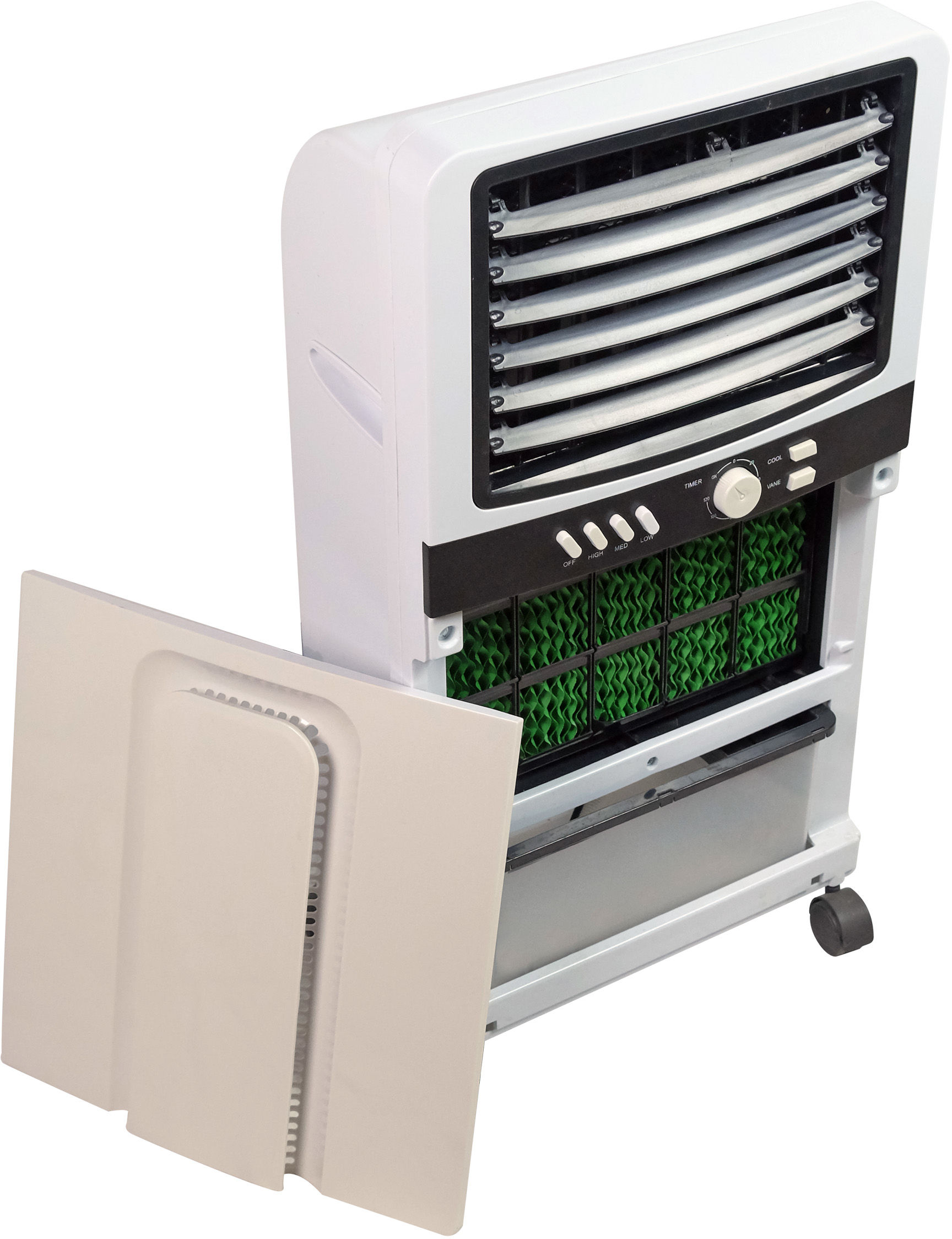 Klimatyzator ewaporacyjny 3 w 1