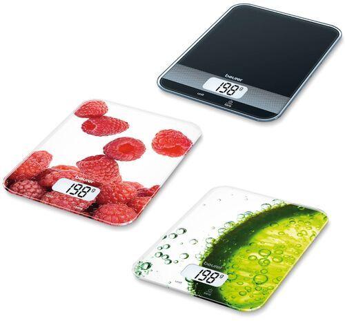 Waga kuchenna Beurer KS 19 - Inteligentna technologia w stylowym wydaniu
