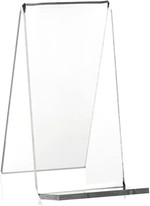 VITAdisplays podpórka na towary, szkło akrylowe PLEXIGLAS (PMMA), przezroczysta, 10 cm