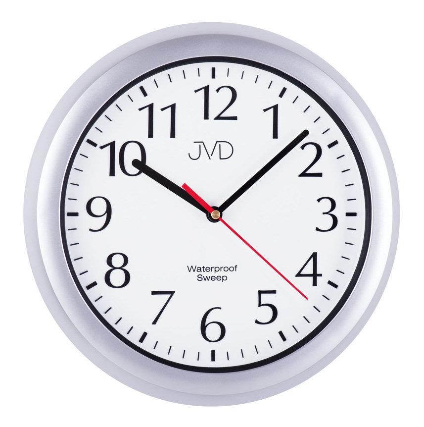 Zegar ścienny JVD SH494.1 Łazienkowy Wodoszczelny