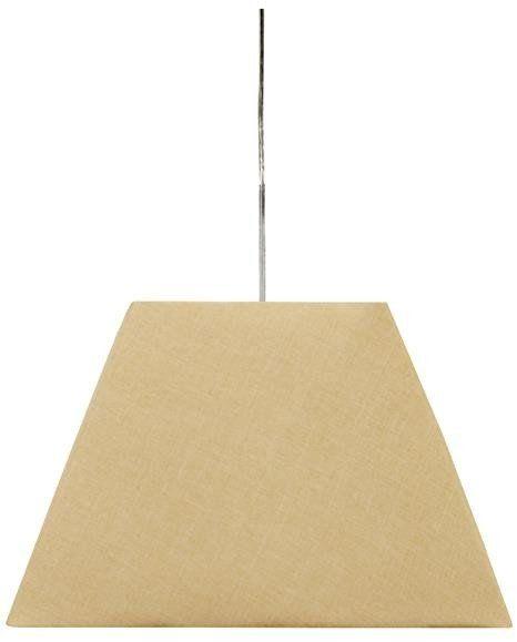 STANDARD LAMPA WISZĄCA 35 1X60W E27 KREMOWY