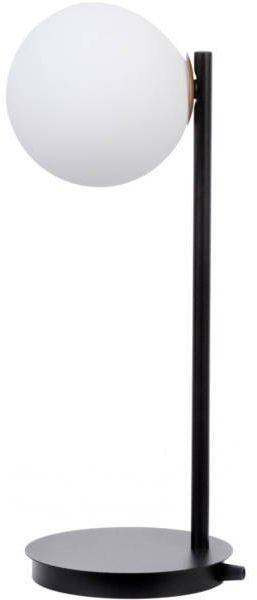 Lampa biurkowa stołowa nocna GAMA LAMPKA czarny 50201
