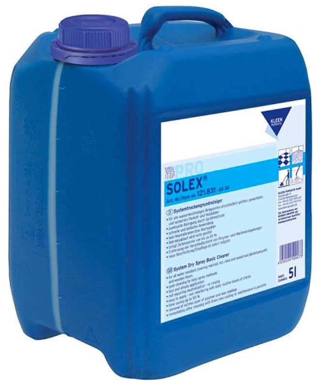"""Kleen Solex 5 L - środek do czyszczenia gruntowego na """"sucho"""""""