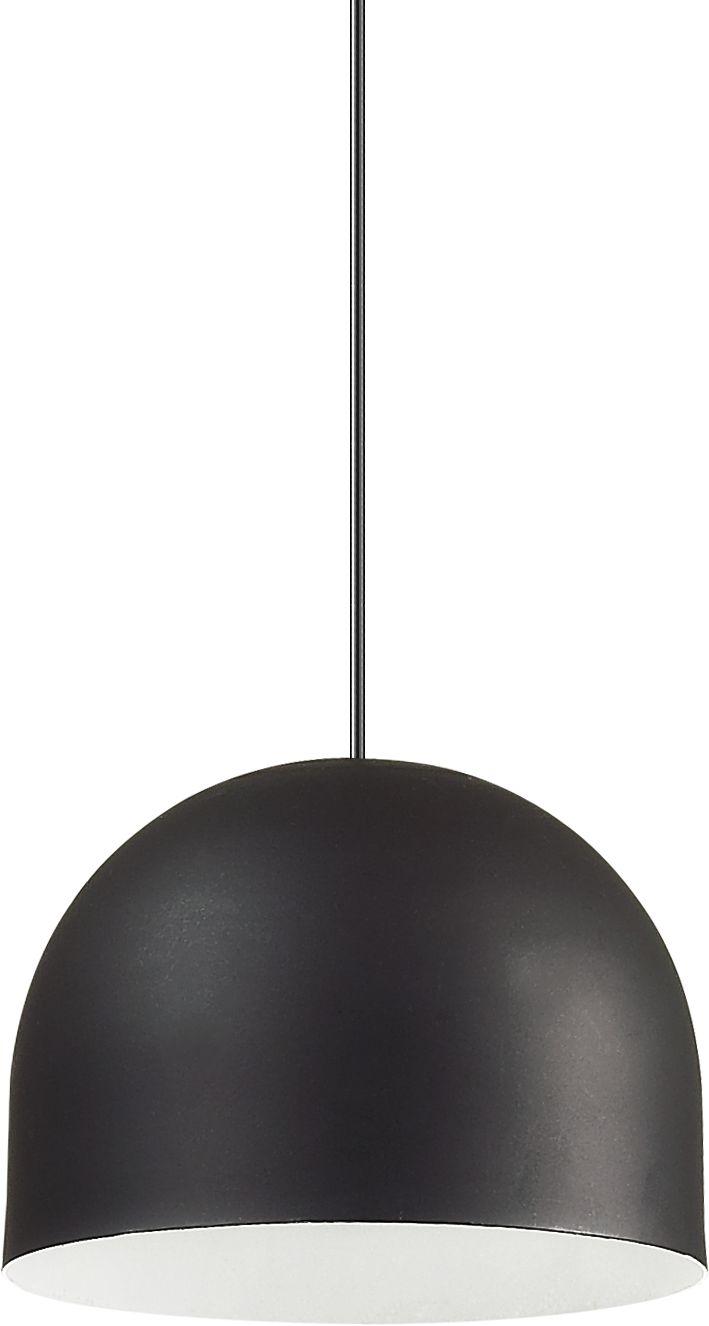 Żyrandol Tall Sp1 Big 196787 Ideal Lux lampa wisząca w kolorze czarnym