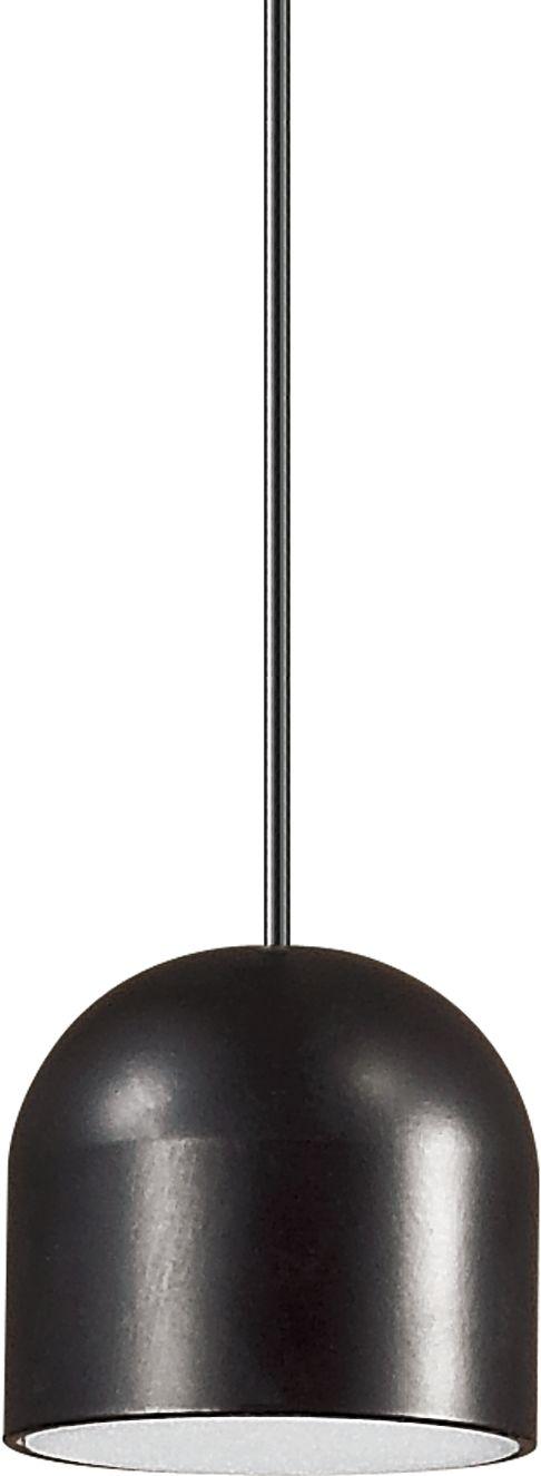 Żyrandol Tall Sp1 Small 196800 Ideal Lux oprawa wisząca w kolorze czarny