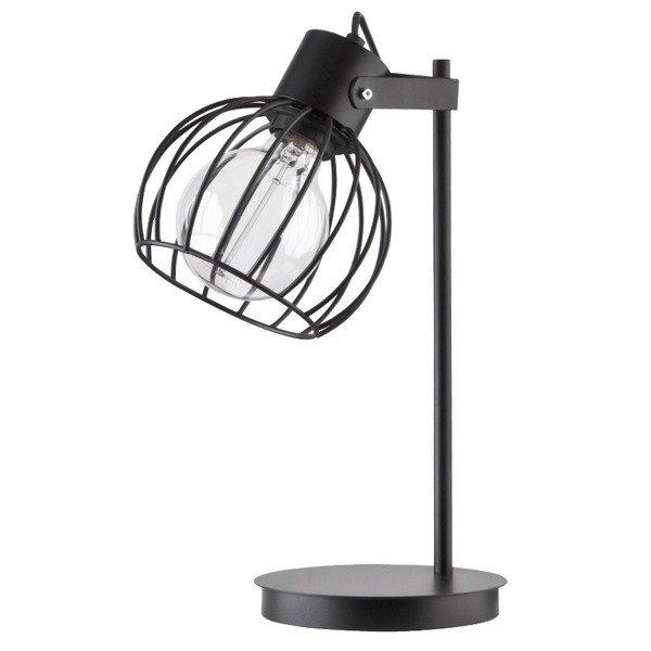 Lampa na biurko 1pkt LUTO KOŁO czarna