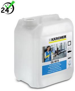CA 40 R (5L) środek do czyszczenie szkła, Karcher AUTORYZOWANY PARTNER KARCHER KARTA 0ZŁ POBRANIE 0ZŁ ZWROT 30DNI RATY GWARANCJA D2D WEJDŹ I KUP NAJTANIEJ