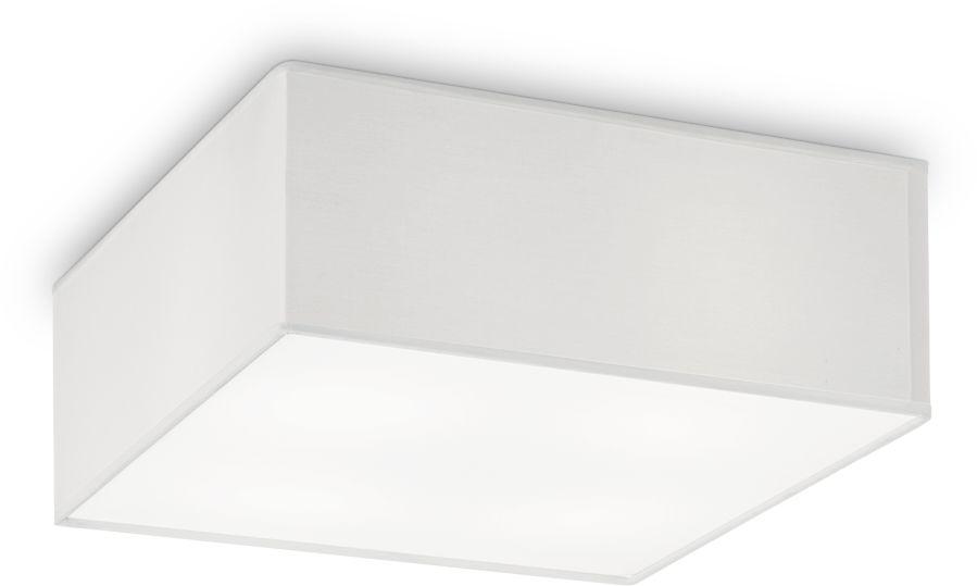 Plafon Ritz PL4 D40 152875 Ideal Lux nowoczesna oprawa sufitowa w kolorze białym