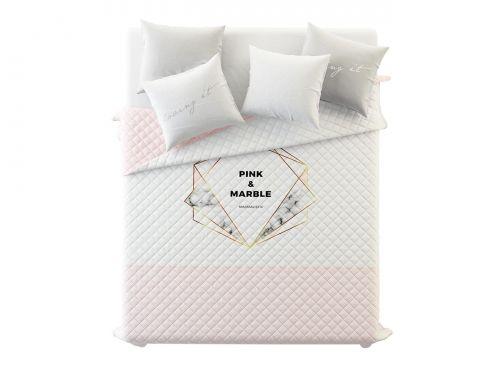 NARZUTA SH LIVING - Pink & Marble 220x240