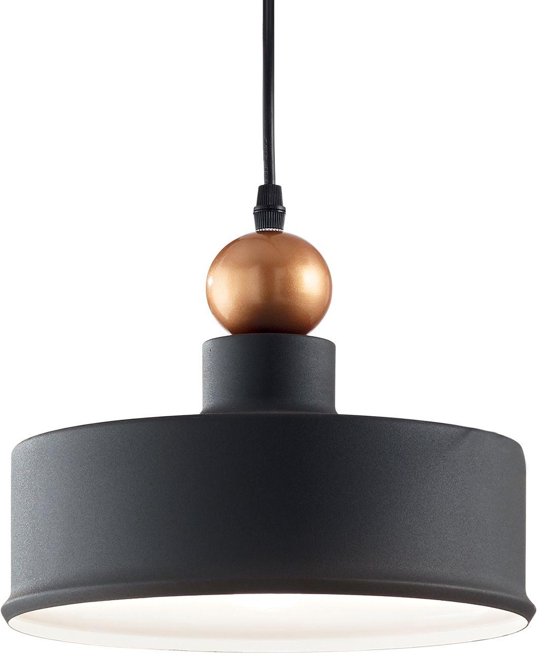 Lampa sufitowa Triade-2 SP1 221489 Ideal Lux nowoczesna oprawa w kolorze szarym
