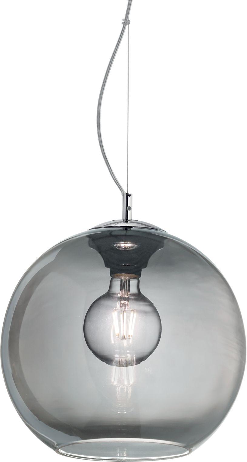Lampa wisząca Nemo 250311 Ideal Lux szklana oprawa w stylu design