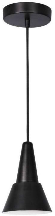 Lampa wisząca Mazugi czarna E27 Inspire