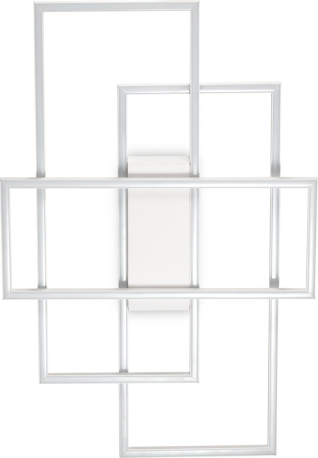 Plafon Frame 230726 Ideal Lux nowoczesna lampa sufitowa w kolorze białym