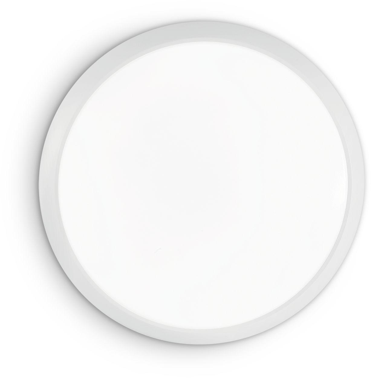 Plafon Gemma 252612 Ideal Lux lampa sufitowa w kolorze białym